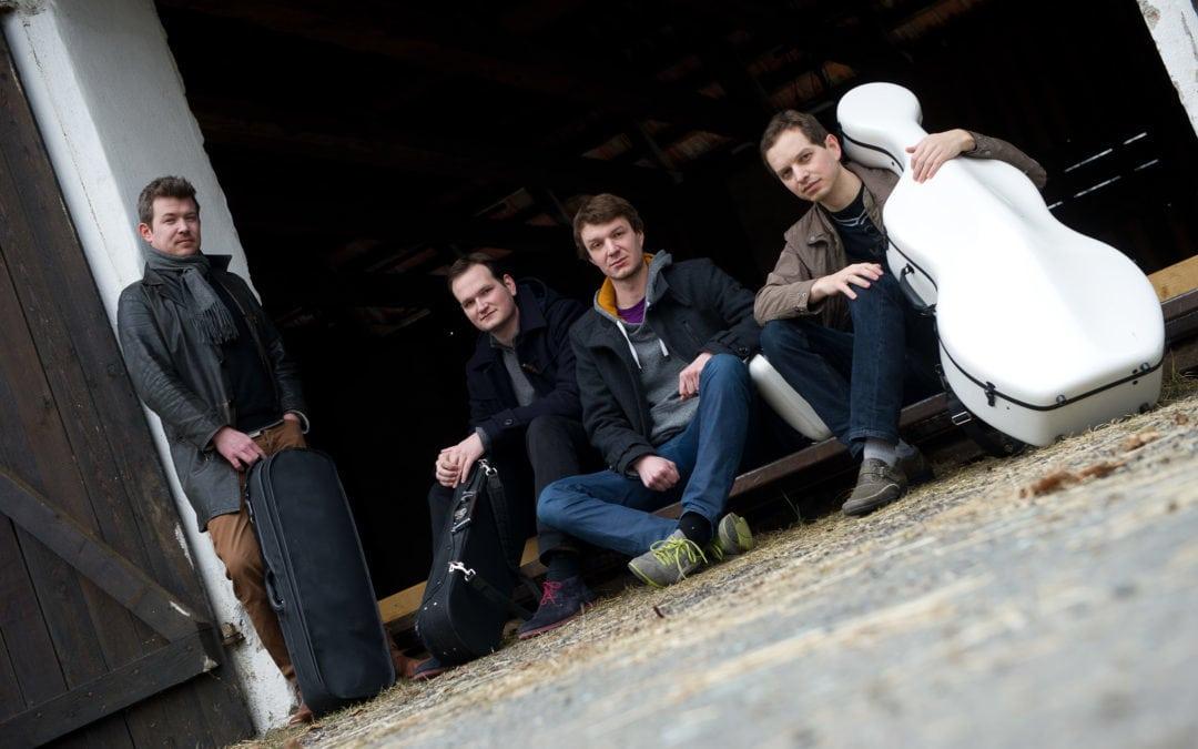 """""""Junge Weisheit"""" – Acies Quartett"""