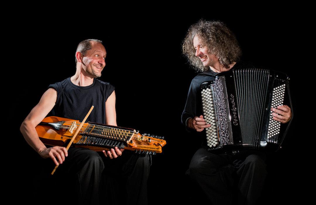 """""""Inventio"""" – Marco Ambrosini & Jean Louis Matinier"""