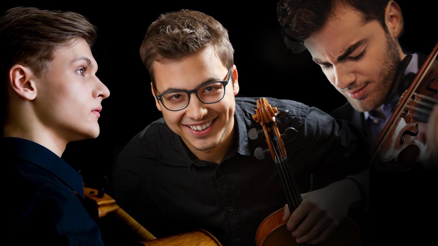 """Abgesagt """"Beethoven2020+"""" – Emmanuel Tjeknavorian Trio"""
