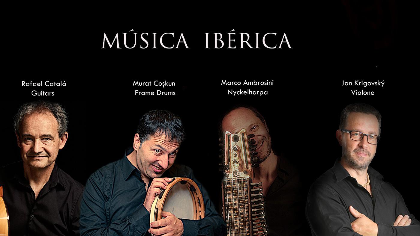 """""""Música Ibérica"""""""
